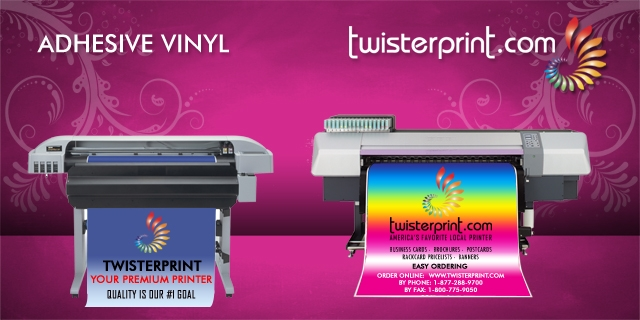 Vinyl sticker printing adhesive printing in visalia twisterprint vinyl sticker printing reheart Image collections