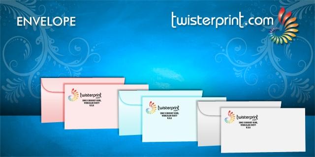 Envelopes printing in visalia twisterprint envelopes reheart Image collections