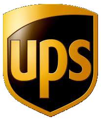 We ship via